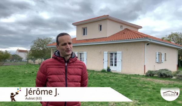 Surélévation de maison Aubiat